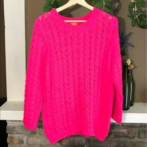 Joe fresh chunky knit sweater